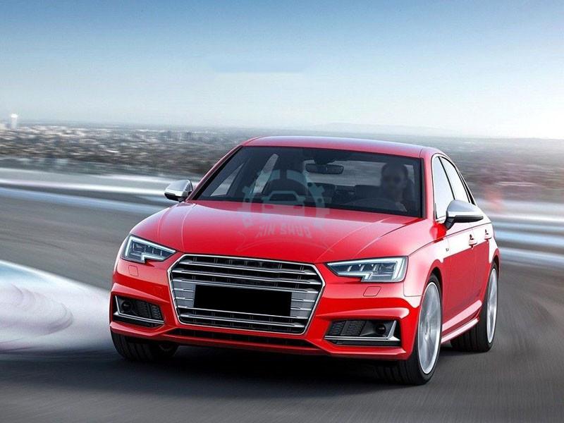 Car & Truck Parts carbon fiber Replacement for Audi S4 2008-2012 B8 car mirror cover cap ABS Car & Truck Exterior Parts