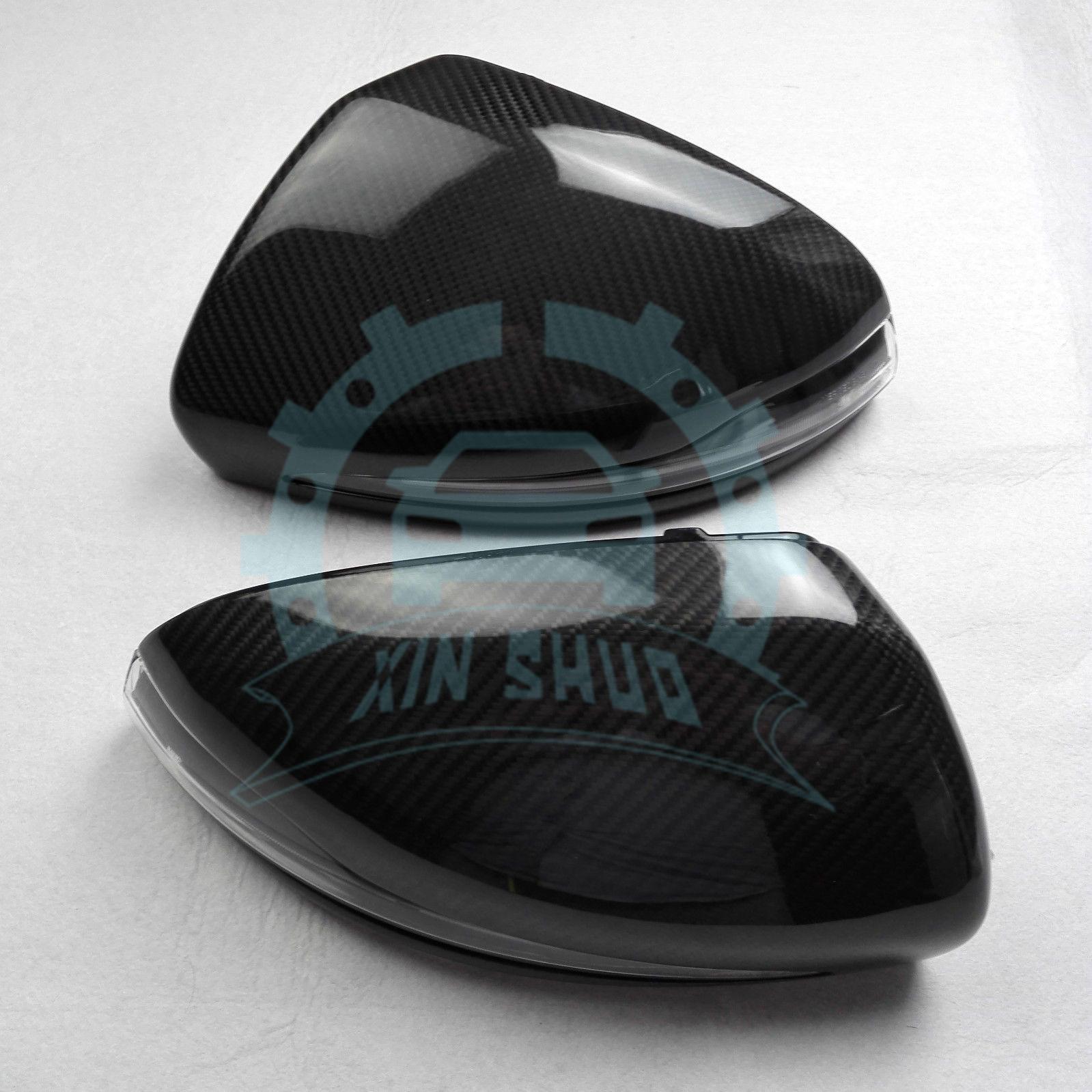 for Mercedes Benz AMG E63 E53 E43 car mirror cover carbon fiber Replacement XS
