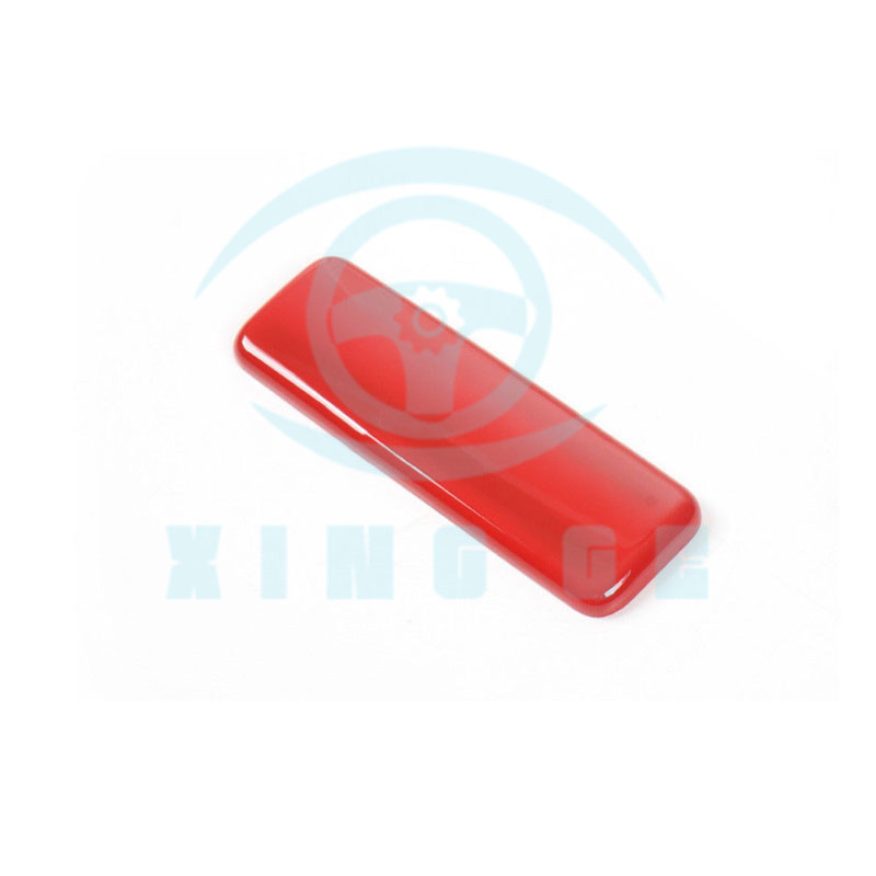 1 PC Red ABS Car Ashtray Box Frame Decoration Cover Trims for Suzuki Jimny 07-15
