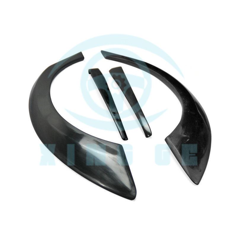 For Honda Civic FD2 M /& M Rear Wide Fender Flares Arch 4PCS Kit Carbon Fiber