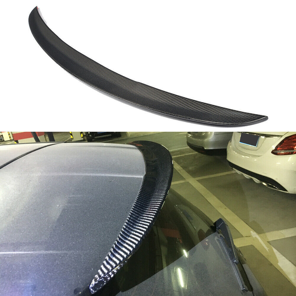 CARBON FIBER ROOF SPOILER FOR BENZ A-CLASS W176 A200 AMG A45 13-17