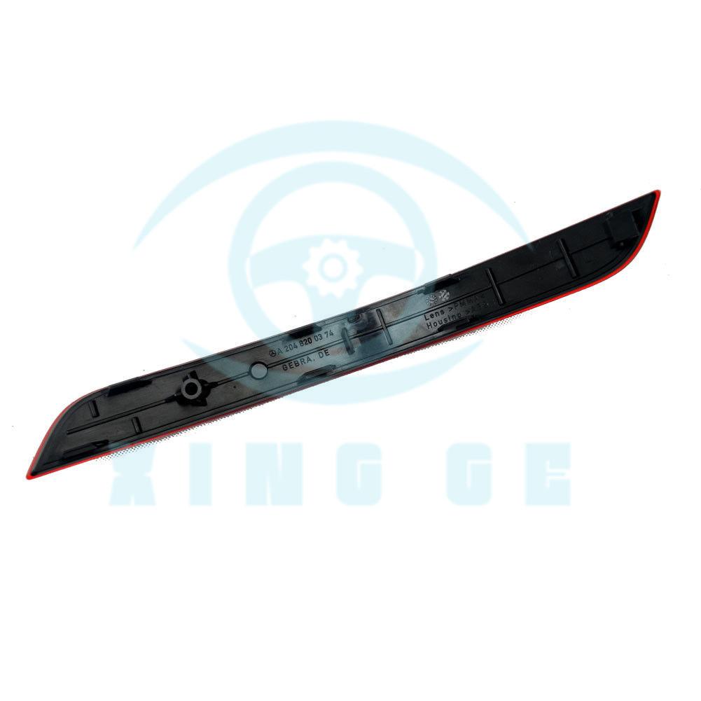 Left Reflector Rear Bumper Lights A2048200374 For GLK250 GLK300 GLK350 New