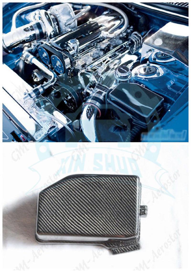 carbon fiber fuse box cover kit fit for toyota supra mk4 jza80 ... toyota supra used fuse box main sz 93 jza80 mkiv ebay 1950 chevy headlight switch diagram ebay