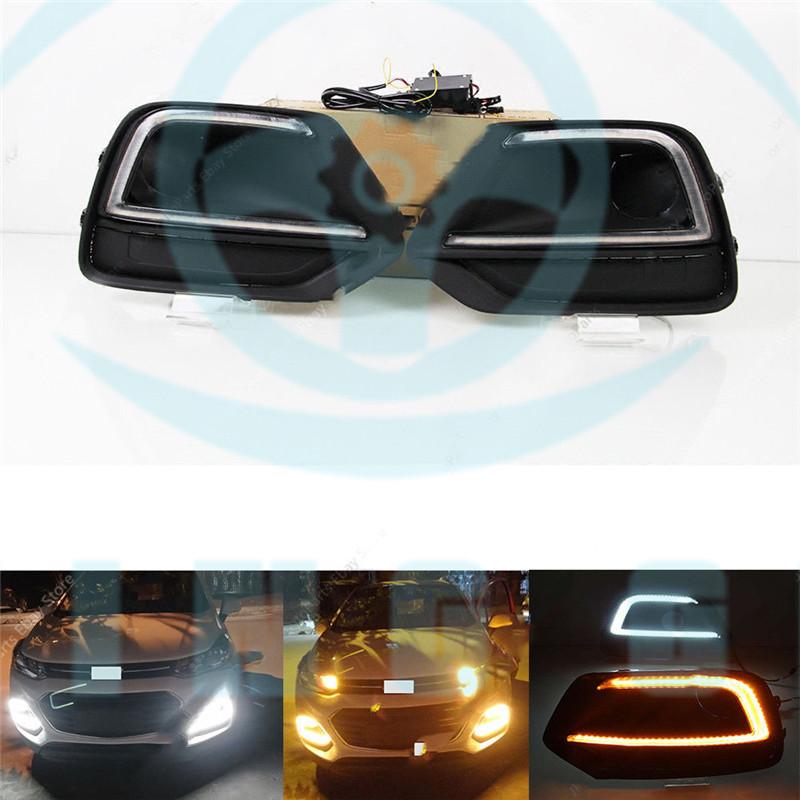 2019 Chevrolet Trax: Fit For Chevrolet Trax 2017-2019 LED Daytime Running Light