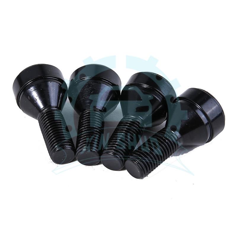 1 set Wheel Locks Bolts For BMW E46 E39 E60 Z4 Z3 E38 36136792849 01-11