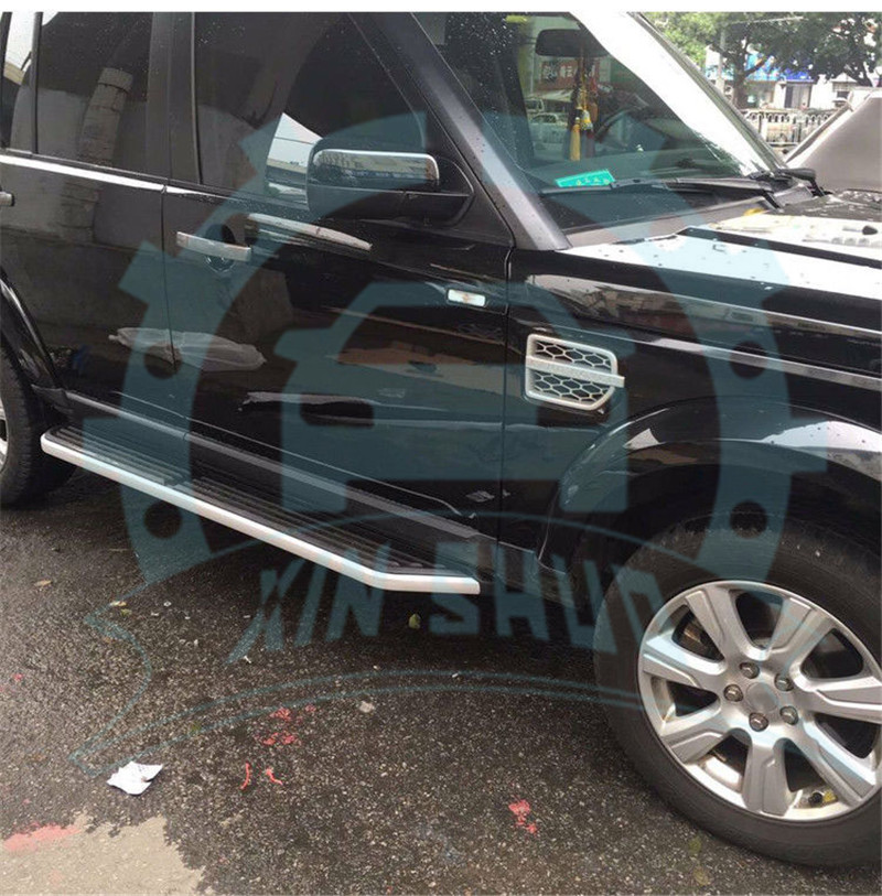 Lr3 Specs Photos: Running Board Side Step Nerf Bar For Land Rover Discovery
