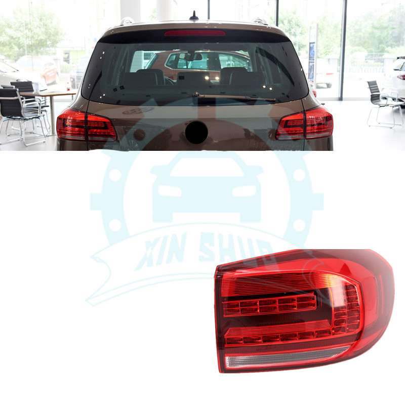 FITS VOLKSWAGEN TIGUAN 2012-2017 LEFT DRIVER OUTER TAILLIGHT TAIL LIGHT LAMP